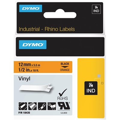Rhino Industrial Printing Tape Cassette