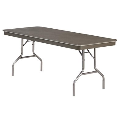 Table rectangulaire pliante Core-A-Gator®