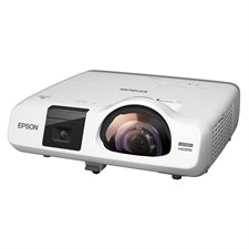 Projecteur interactif WXGA 3LCD BrightLink 536Wi